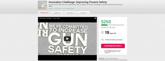 gun safety - 3D printing
