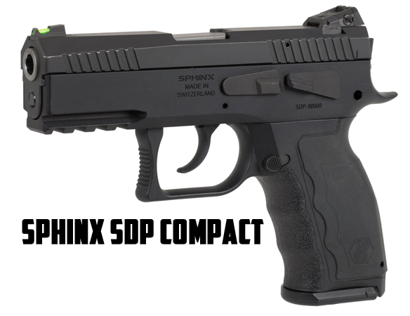 Kriss Arms Sphinx SDP Compact