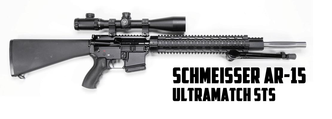 Schmeisser AR-15 Ultramatch STS