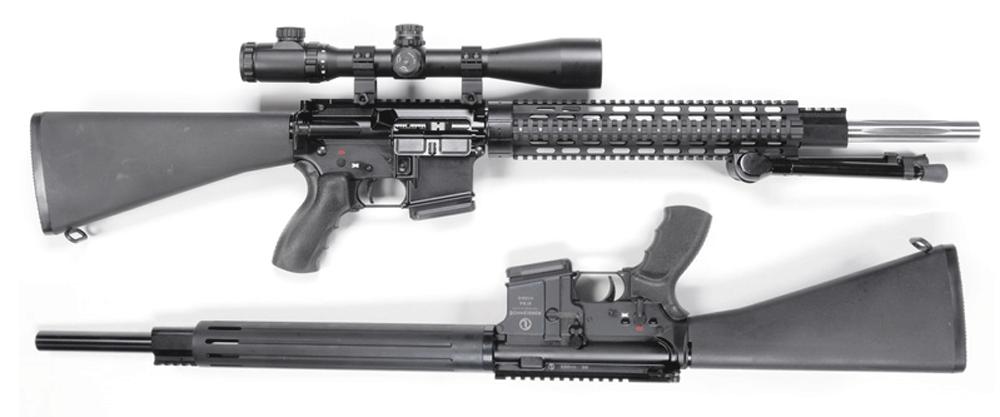 Schmeisser AR 15 Schmeisser AR 15 Ultramatch STS