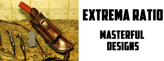 Extrema Ratio knives – Masterful Designs