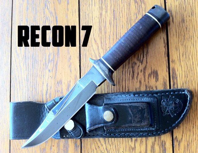 recon 7 sog knive SOG Knives