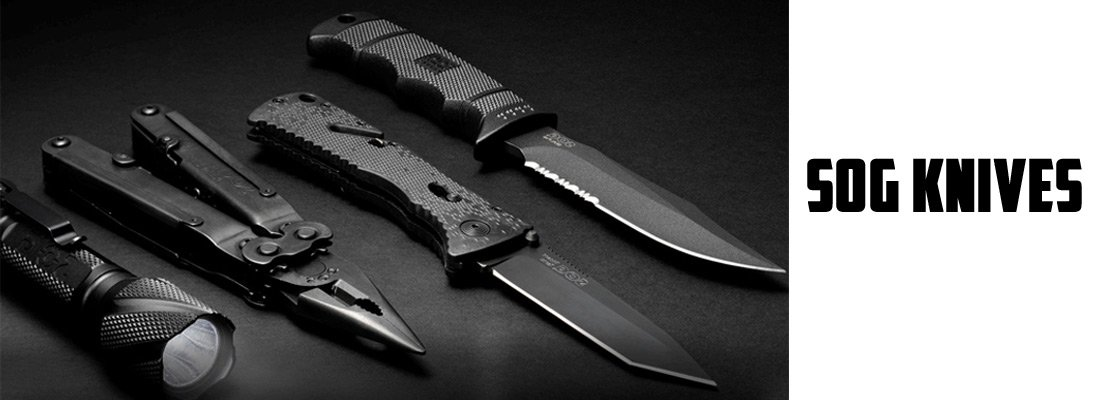 sog knives and tools