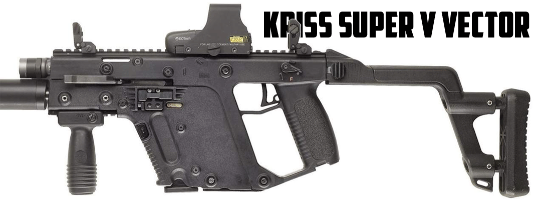 Kriss Super V Vector