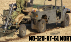 MO-120-RT-61 mortar
