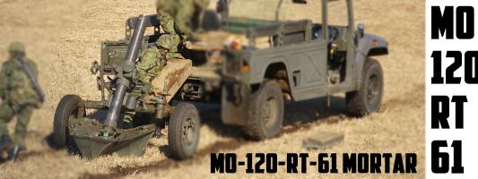 MO-120-RT-61 mortar