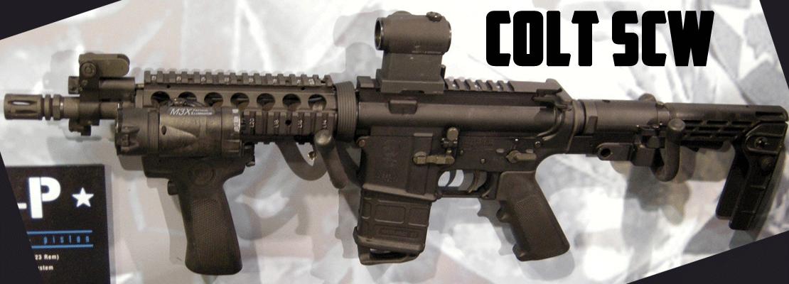 Colt SCW