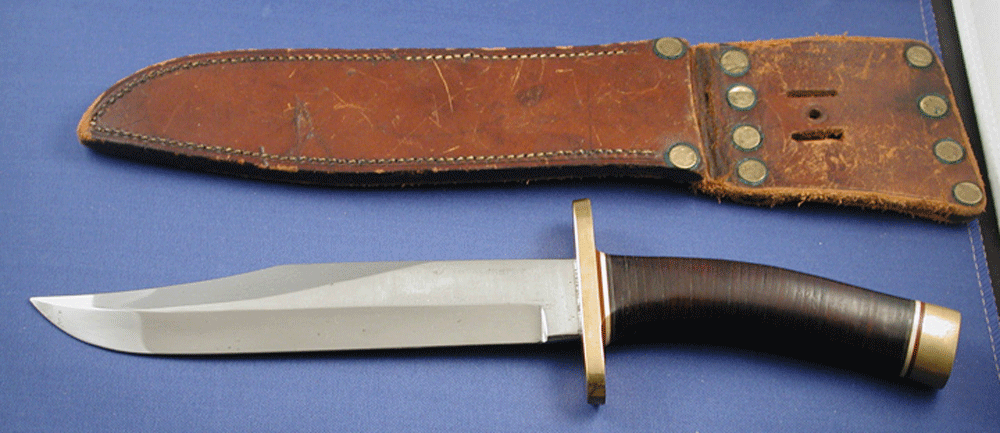 Bob Loveless Bowie Knife Bob Loveless Knives   Copied by many, Perfected by none