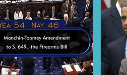 Gun Control Bills Failed