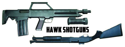 Hawk Shotguns
