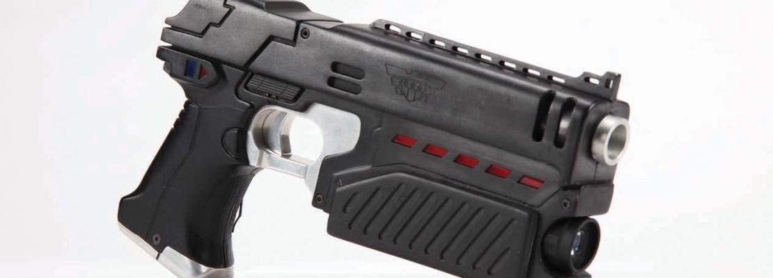 Smarter, Safer Firearms
