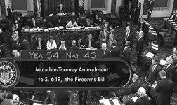 Senate Defeats Expanded Gun Background Checks