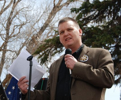 Sheriff Justin Smith Colorado Sheriffs Against Tighter Gun Laws