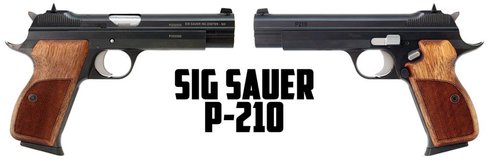 P210 SIg Sauer