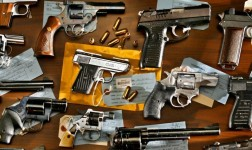 Guns seized in Iowa get resold to the public
