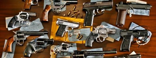 Guns seized in Iowa get resold to the public