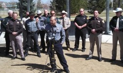 Colorado Sheriffs Against Tighter Gun Laws