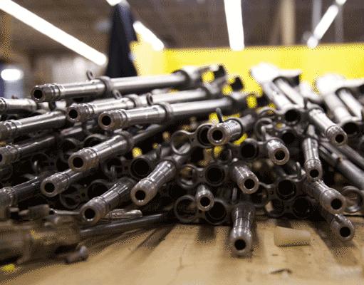 Gun manufacturers leaving CT