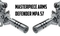 Masterpiece Arms Defender MPA 57: The Ingram Kid