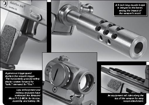 MPA57 3 Masterpiece Arms Defender MPA 57: The Ingram Kid