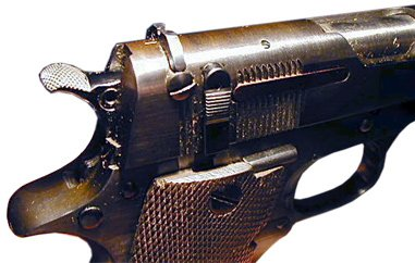 P Model with the auto-fire option