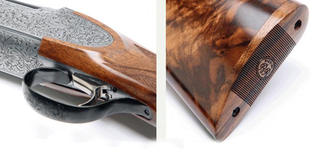 Rizzini Artemis rifle details