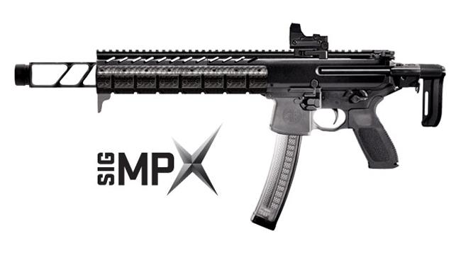 SIG MPX C