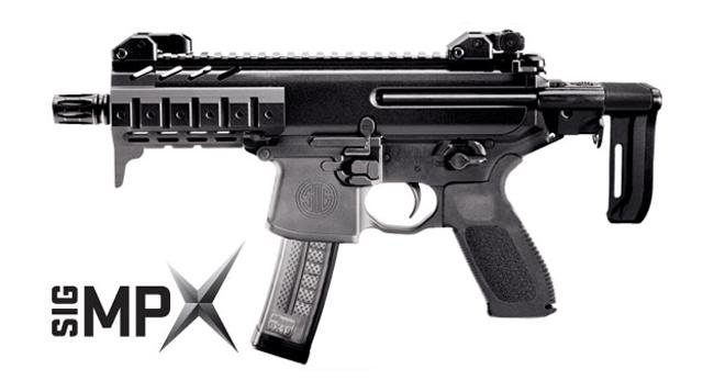 SIG MPX K