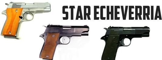 Star Echeverria: Basque rarity guns