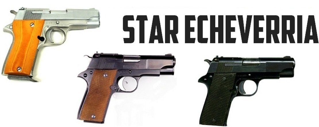 Star Echeverria: Basque rarity guns
