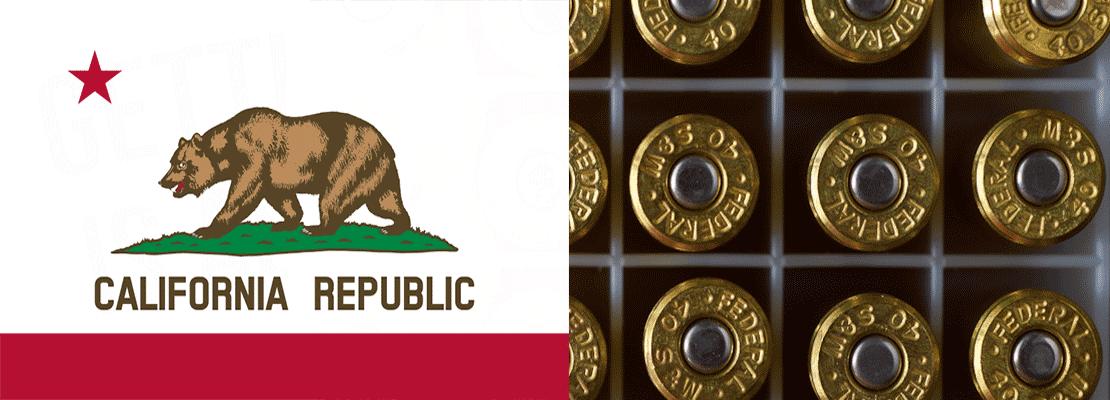 California Passes Ammo Permit Fee