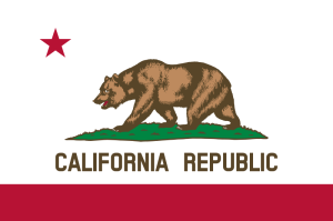 California flag 300x199 Gun Laws   California Passes Ammo Permit Fee
