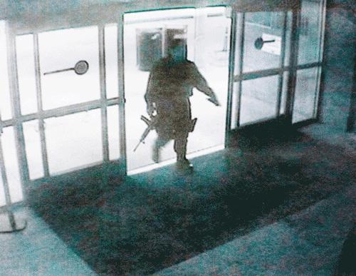 Santa Monica gunman