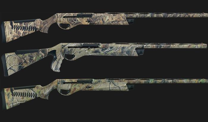 Benelli Vinci Shotguns