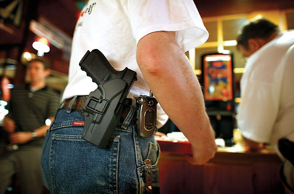 endo open carry Green light for open carry in Mississippi
