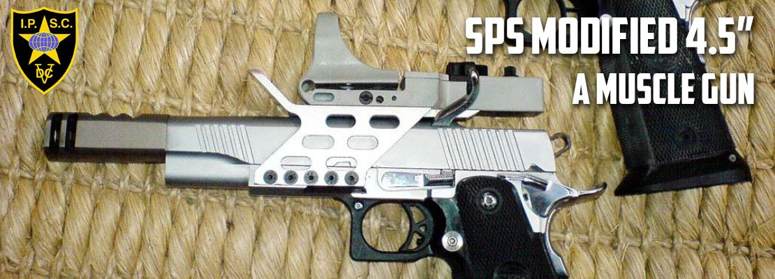 SPS Modified 4.5″ – A Muscle Gun