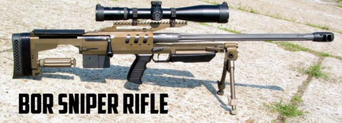 Bor sniper rifle
