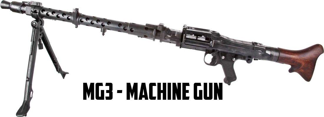 MG3 - MACHINE GUN