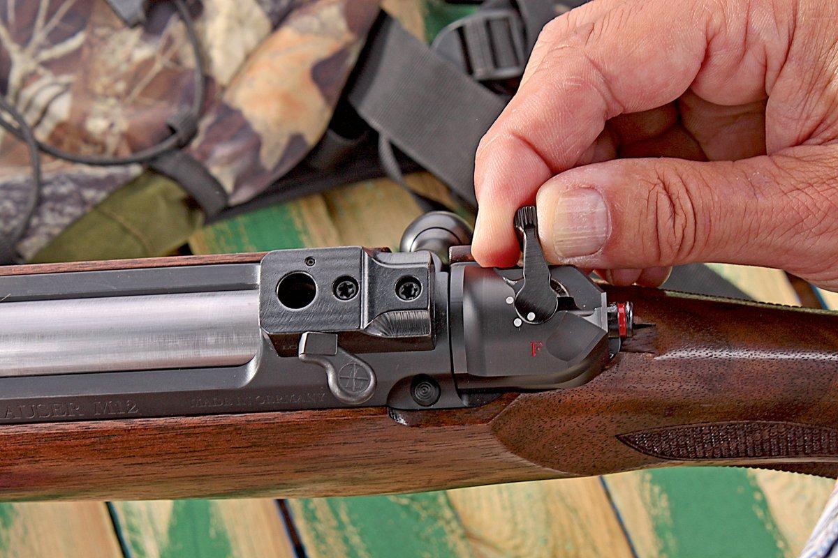 Mauser M12 Bolt Rifle | S O G