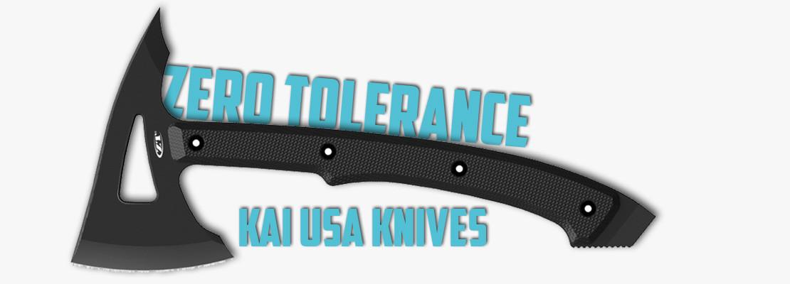 zero tolerance - kai usa