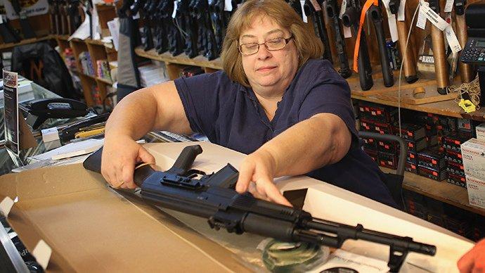 AK-47s Flying Off Shelves Following Sanctions Announcement
