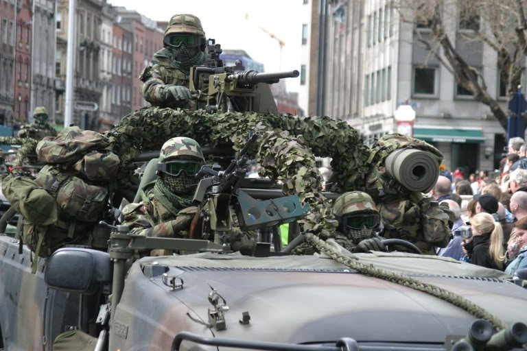 Army Ranger Wing of the Republic of Ireland Military Forces