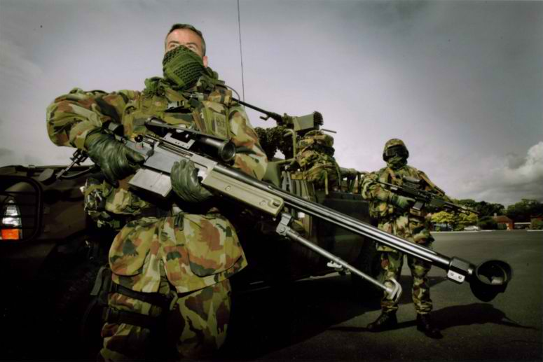Army Ranger Wing of the Republic of Ireland