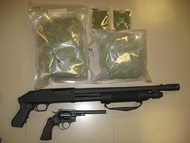 D.C. Government Clashes Over Marijuana And Guns