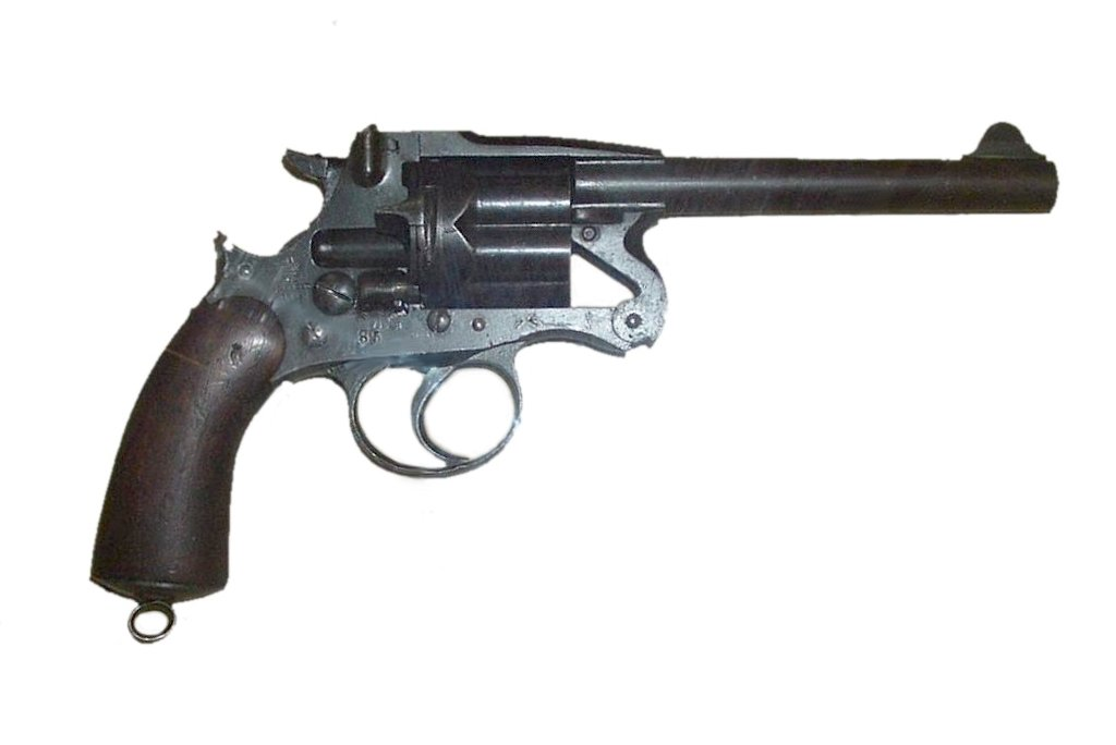 Enfield_Mk_II_revolver