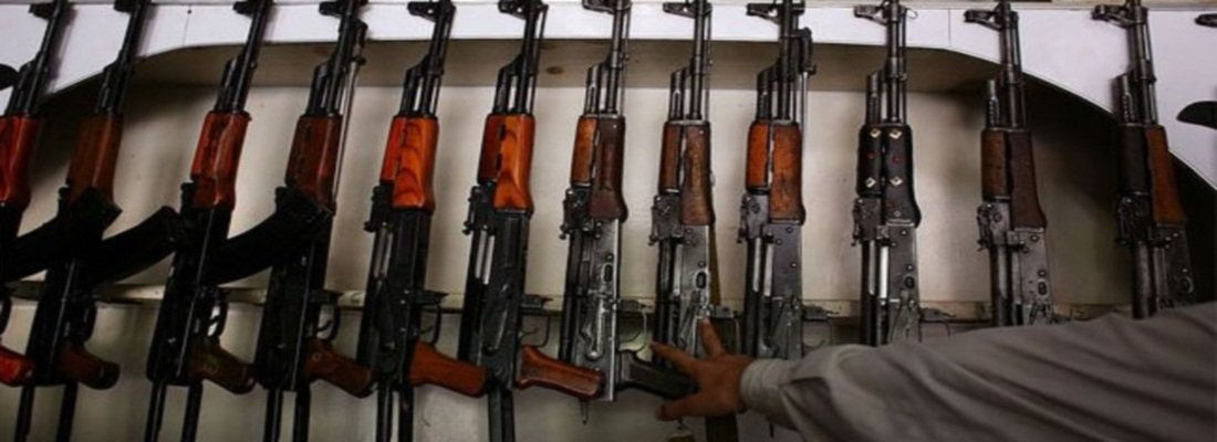 AK-47s Flying Off Shelves Following Sanctions Announcement