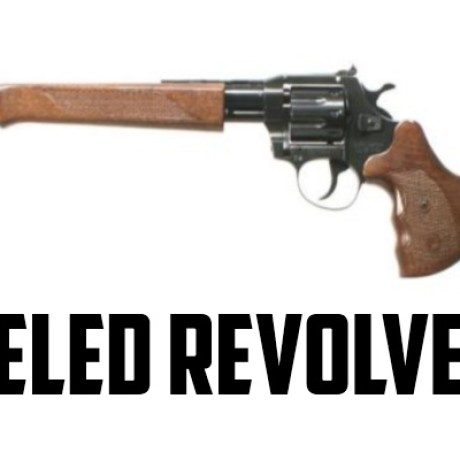 Long Barreled Revolvers