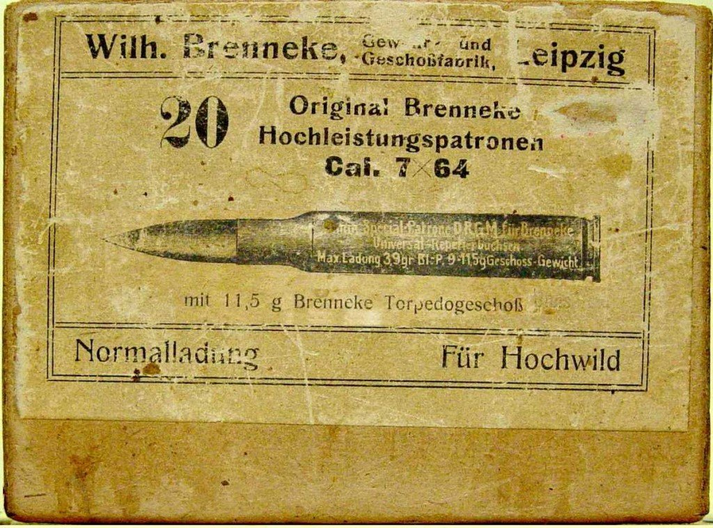 The Deadly 7 mm Brenneke