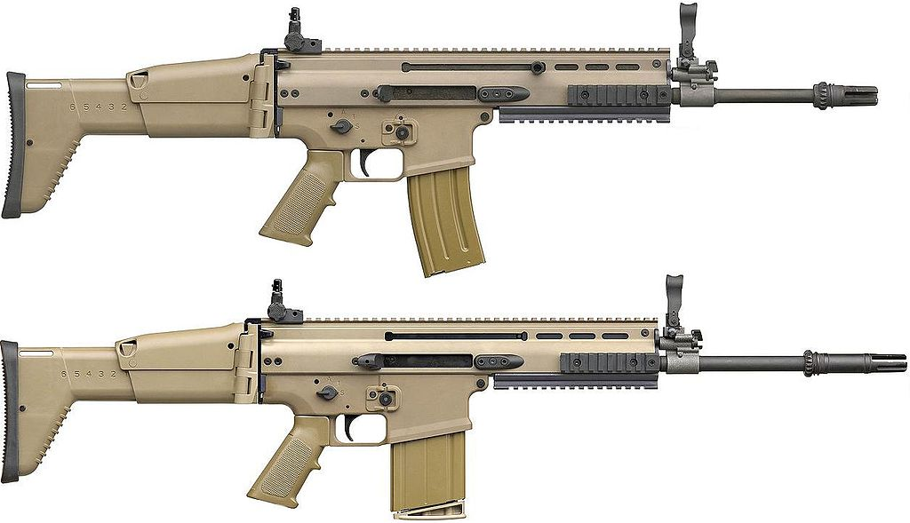 FN SCAR: This is my Rifle this is my Gun…