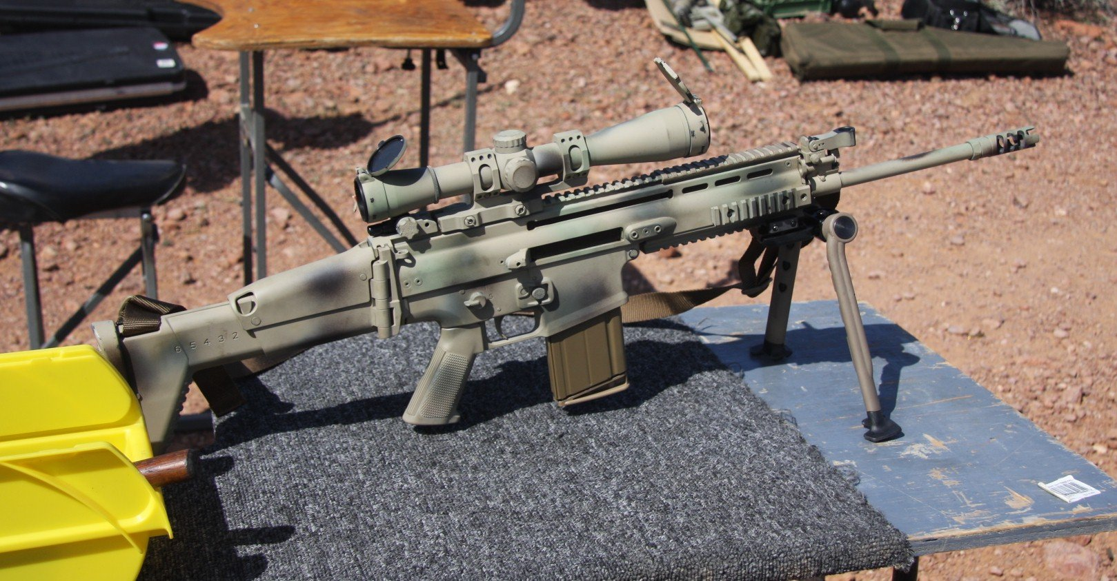 fn scar this is my rifle this is my gun s o g